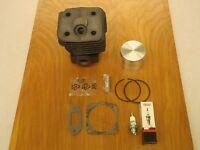 Nwp Big Bore Nikasil Cylinder Piston Kit For Husqvarna 395, 395xp 58mm