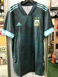 Details about adidas Argentina Away Authentic Mens Soccer Jersey- 2020