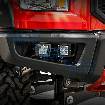 LED Light Mounting Bracket for 15-17 F150 Razer Raptor Conversion Bumper