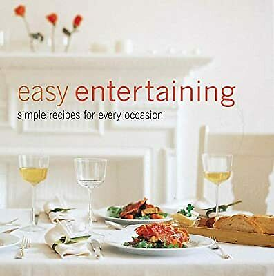Easy Entertaining, Various, Used; Good Book