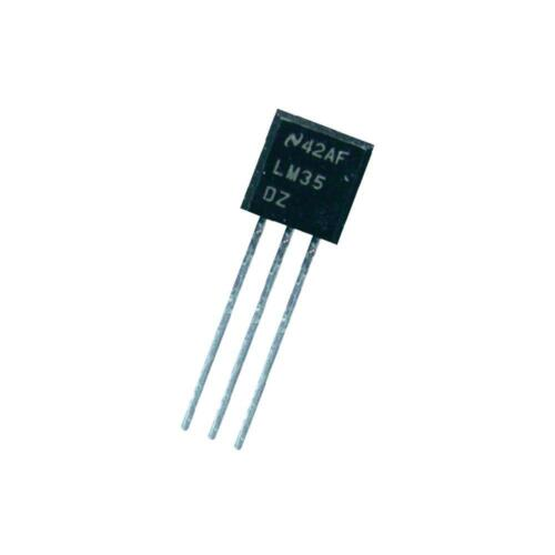 LM35 LM35DZ Digital Temperatura Sensor TO92 Raspberry PI Arduino vendedor del Reino Unido