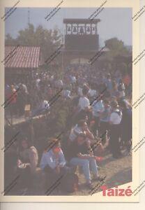 """Bild - Postkarte (Ansichtskarte) / Picture - Post Card """"Taizé"""" - Graz-Gösting, Österreich - Bild - Postkarte (Ansichtskarte) / Picture - Post Card """"Taizé"""" - Graz-Gösting, Österreich"""