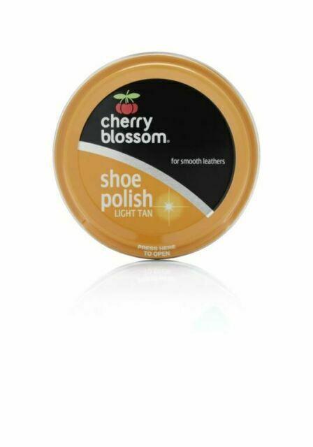Cherry Blossom CBPOL32 Shoe Polish 50ml
