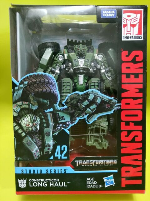 Hasbro LONG HAUL SS-42 Transformers Studio Series Voyager Class