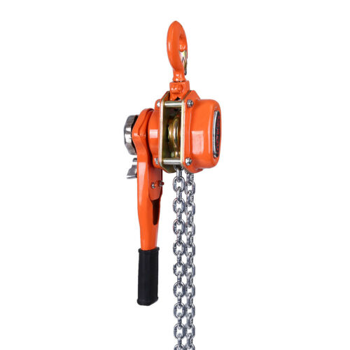 750//1500//3000KG 1.5-3T Chain Block Hoist Heavy Duty Tackle Engine Lifting Pulley