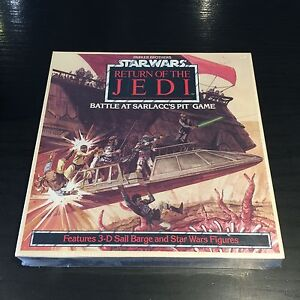 Vintage Star Wars Return of the Jedi Battle at Sarlaccs ...