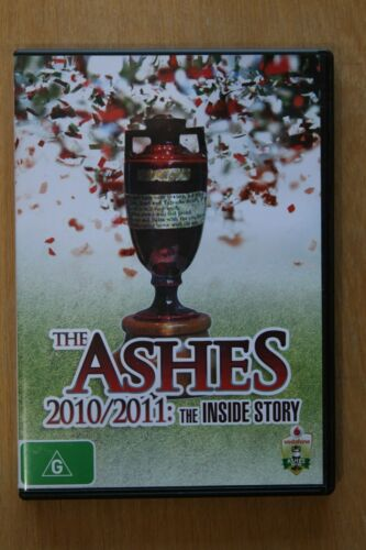 1 of 1 - The Ashes 2010/2011 - The Inside Story (DVD, 2011)   Preowned (D189)