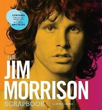 The Jim Morrison Scrapbook Hardcover Book by Jim Henke  NEW  Worldwide shipping!
