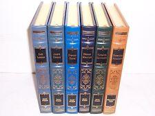 easton press THE WORLD'S BEST SHORT STORIES 6 vols London Conrad Crane Melville