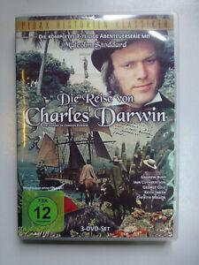 Die Reise von Charles Darwin - Die komplette Serie (Pidax Historien-Klassiker) [