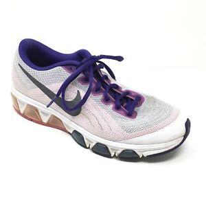 on sale c4dc1 fdc15 La foto se está cargando Para-mujer-Nike-Air-Max-viento-en-cola-