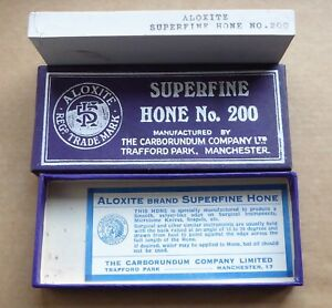 Aloxite-superfine-hone-no-200-in-box-good-condition-some-cracking