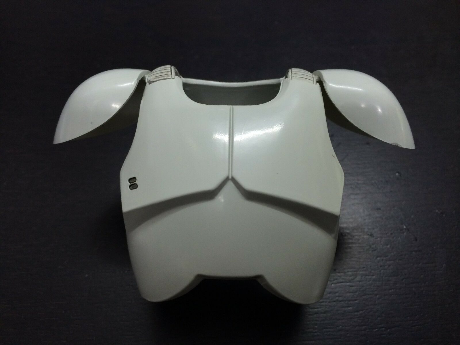 Sideshow 1 6 Star Wars White Clone Trooper 2.0 Shiny Perfect Chest Armor