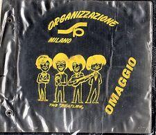 Beatles A Milano Organizzazione SB Omaggio solo bustina porta 45 giri rara