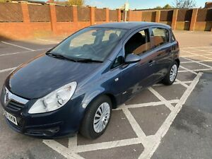 2009-59-Vauxhall-Corsa-1-4-5door-Excellent-throughout