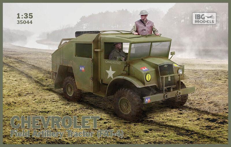 IBG 35044 Chevrolet Field Artillery Tractor (FAT-4)