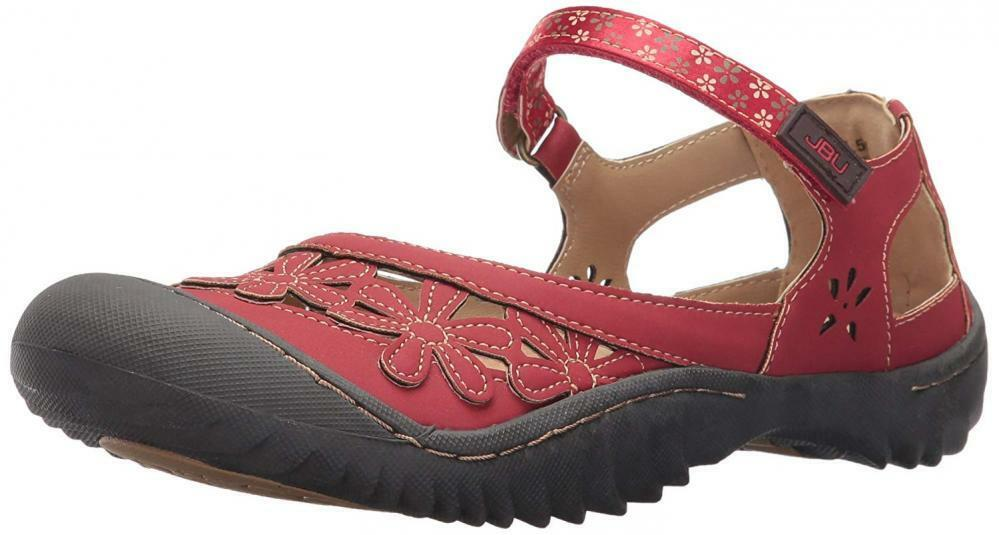 JBU by Jambu Women's Wildflower Mary Jane Flat
