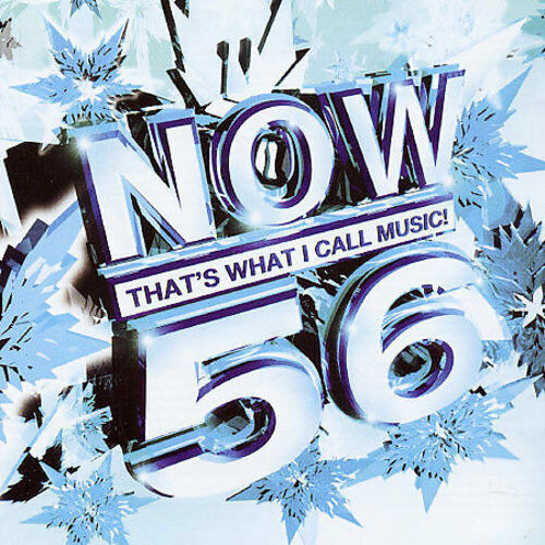 VARIOUS ARTISTS - NOW THAT'S WHAT I CALL MUSIC! 56 [UK] NEW CD