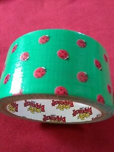 "1.88/"" Width X 60 Ft Length 1 // Roll Green Duck Colored Duct Tape"