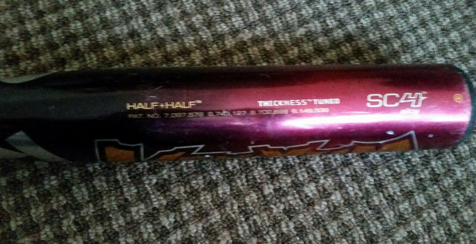 DeMARINI VEXUM composite Baseball Bat -5 32oz 27in -5 Bat Baseball Bat 844784