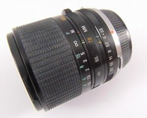 Tamron-f1:3.5-4.5/35-70mm Multi/C 58 Objektiv-Olympus Mount -