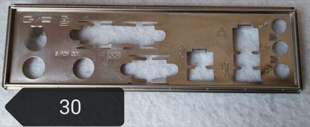 Badge Rear For Motherboard I/O Asus P4U800-X