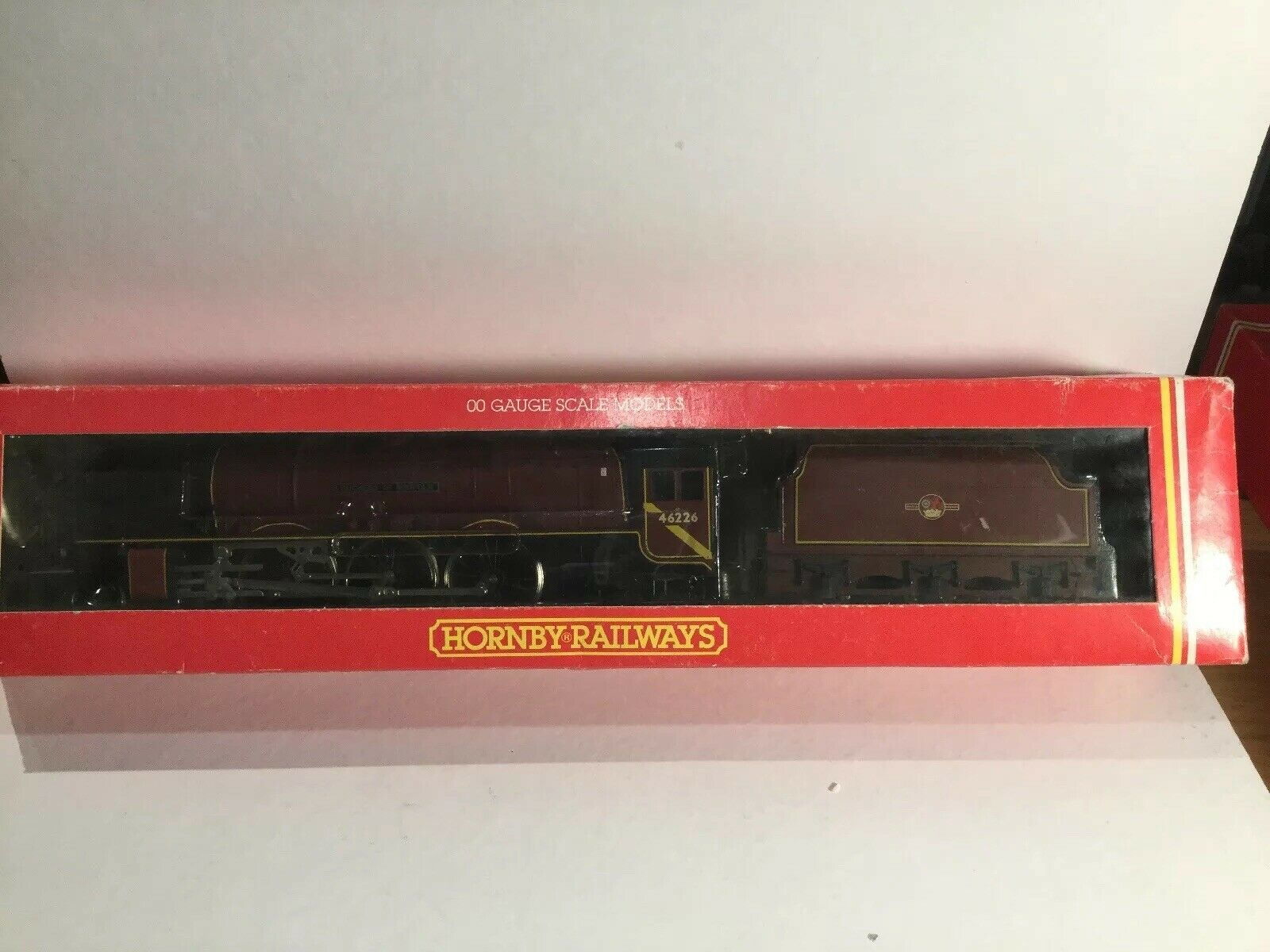 Hornby OO Gauge R134 4-6-2 Locomotive Duchess Of Norfolk Boxed And Working
