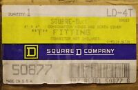 Square D Square Duct Combo T Fitting Ld-4t