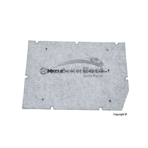 One New Meyle Cabin Air Filter 0123200037//S 1408350247 for Mercedes MB