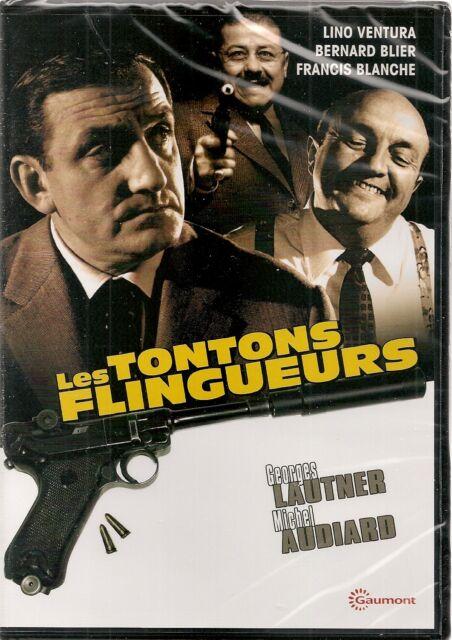 "DVD ""LES TONTONS FLINGUEURS"" - LINO VENTURA - BERNARD BLIER - JEAN LEFEBVRE"