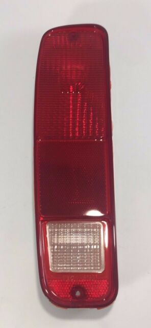 United Pacific 110112 1973-79 Ford Truck /& 78-79 Ford Bronco Tail Light Lens L//H