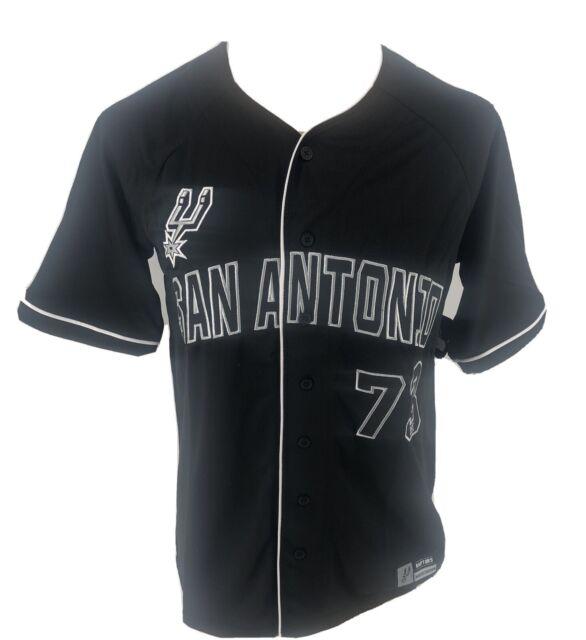 spurs baseball jersey