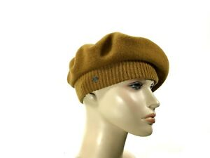 06ceaad6 Image is loading Laulhere-French-100-Wool-Soft-Beret-La-Parisienne-