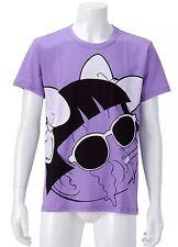 Mercibeaucoup Dr. Slump Mushroom head tee, Size M, new w/tag, purple color