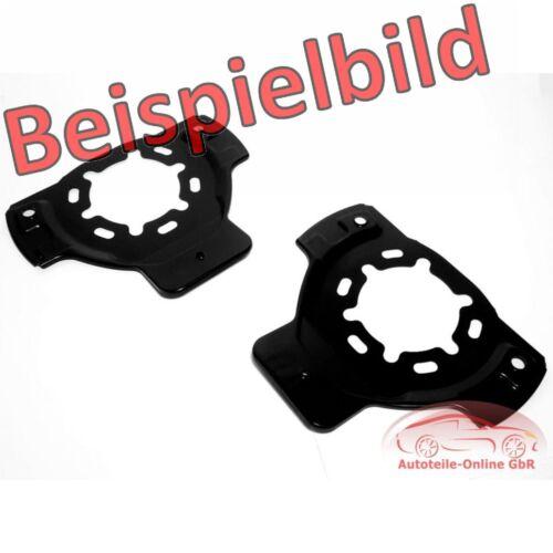 Opel Astra G Spritzblech Bremsankerblech Ankerblech vorne rechts und links**