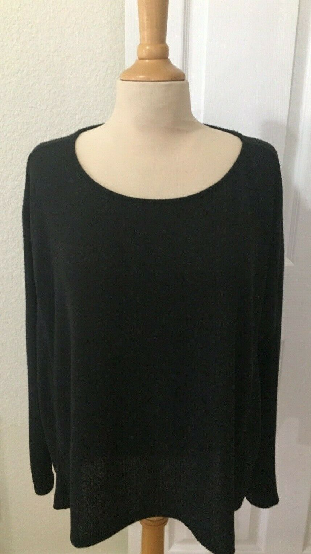JALA YOGA CLOTHING TOP~Athletic/Casual/Yoga~BLACK~SOFT JERSEY~NWT~$78~MEDIUM