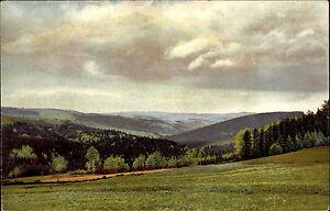Geisingberg-Sachsen-Kuenstlerkarte-um-1920-Sachsen-034-Fruehlingsstimmung-034-Fruehling