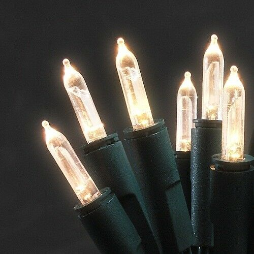 LED Mini-Lichterkette 100er warmweiß 14,85m Konstsmide 6304-100    Outlet Online Store
