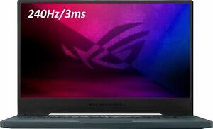 """ASUS - ROG Zephyrus M15 15.6"""" Gaming Laptop - Intel Core i7 - 16GB Memory - N..."""