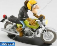 JOE BAR TEAM figurine Pierrot Moto guzzi 750 v7 sport