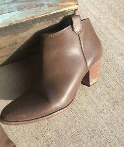 b480486439aa Madewell Billie Boots Wet Pebble Gray Size 9 Short Side Zip Boots ...
