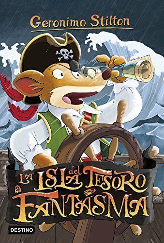 La isla del tesoro fantasma - Numero 42 (Geronimo Stilton)