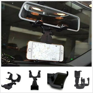 Universal car air vent mount holder accessory for cell phone 4