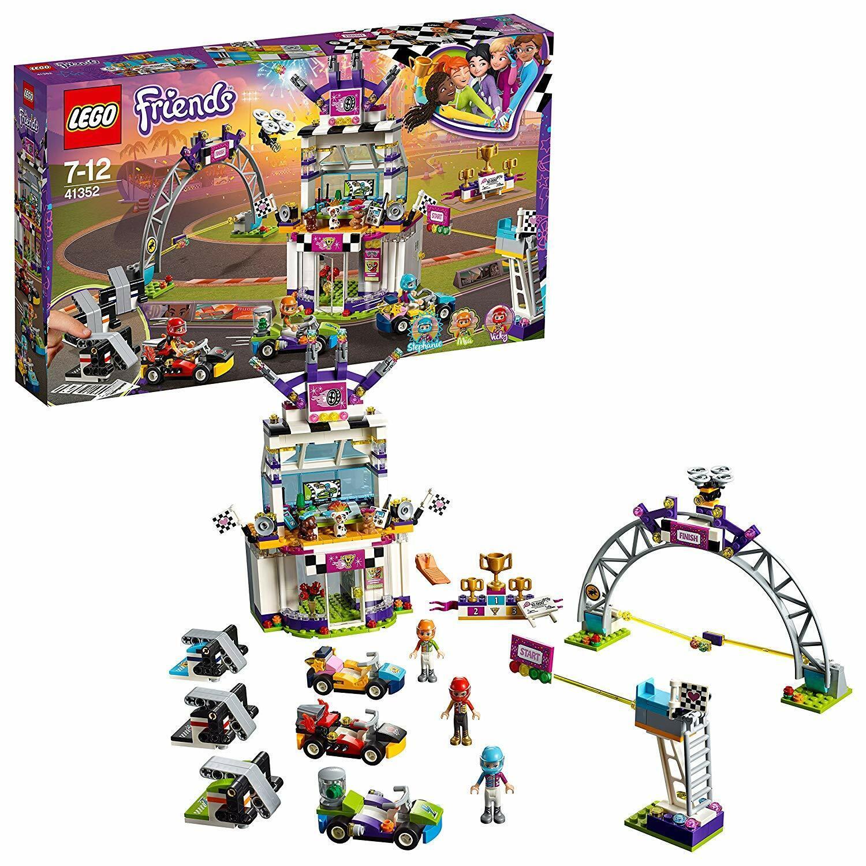La grande course LEGO Friends 41352 neuf