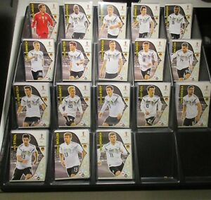 Panini-FIFA-WORLD-CUP-RUSSIA-2018-Adrenalyn-XL-Germany-Cards-to-Select