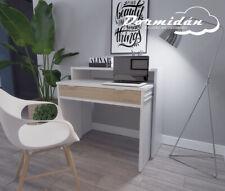 Mesa consola escritorio, MCE, mesa estudio, extensible, varios colores