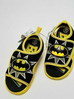 BATMAN DC COMICS Light-Up Flip Flops