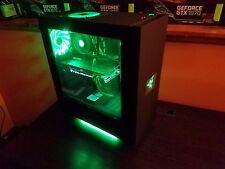 Razer 4 Core AMD FX 4300 4.0Ghz 8GB 1TB Custom Gaming Computer Desktop PC