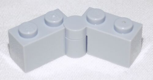 **LEGO 1x4 HINGED BRICK 3830c01 CHOOSE COLOUR /& PACK FREE UK p/&p **