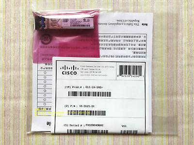 NEW Original gold line Cisco GLC-LH-SMD DDM Gigabit single mode 1000BASE-LX 10KM